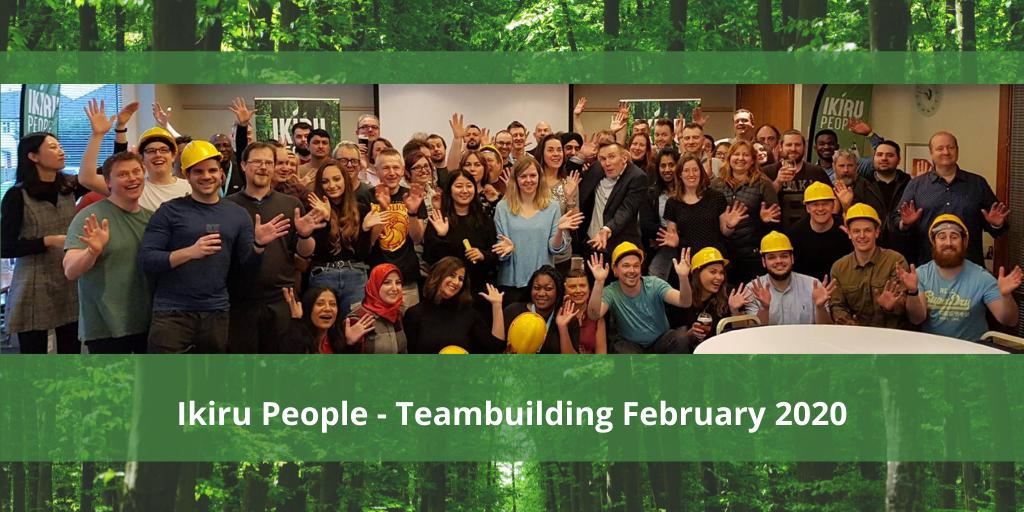 The Ikiru People Team